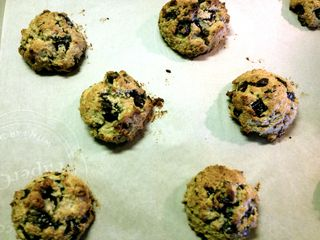 Finished Scones